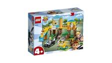 10768 - LEGO® 4+ - Buzz & Porzellinchens Spielplatzabenteuer