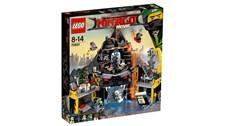 70631 LEGO® NINJAGO Garmadons Vulkanversteck
