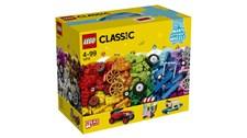 10715 LEGO® Classic LEGO® Kreativ-Bauset Fahrzeuge