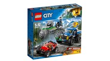 60172 LEGO® City Verfolgungsjagd auf Schotterpisten