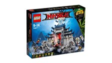 70617 LEGO® NINJAGO Ultimativ ultimatives Tempel-Versteck