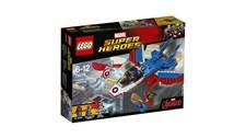 76076 LEGO® Marvel Super Heroes™ Captain America: Düsenjet