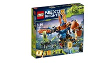 72004 LEGO® Nexo Knights Clays Tech-Mech