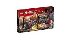 70640 LEGO® NINJAGO Hauptquartier der Motorradfahrer*