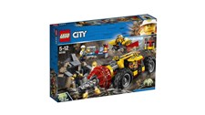 60186 LEGO® City Schweres Bohrgerät für den Bergbau