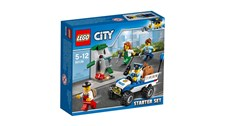 60136 LEGO® City Polizei-Starter-Set