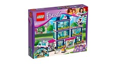 41318 LEGO® Friends Heartlake Krankenhaus
