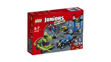 10724 LEGO® Juniors Batman™ & Superman™ gegen Lex Luthor™