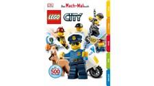 66787419 LEGO® Buch Das Mach-Malbuch - LEGO City