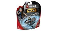 70634 LEGO® NINJAGO Spinjitzu-Meisterin Nya