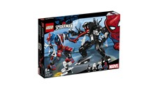 76115 LEGO® Marvel Super Heroes™ Spider Mech vs. Venom