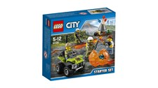 60120 LEGO® City Vulkan Starter-Set
