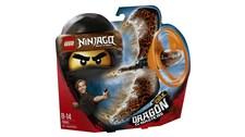 70645 LEGO® NINJAGO Drachenmeister Cole*