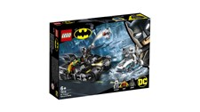 76118 - LEGO® DC Universe Super Heroes™ - Batcycle-Duell mit Mr. Freeze™