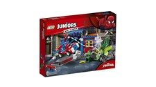10754 LEGO® Juniors Großes Kräftemessen von Spider-Man und Skorpion