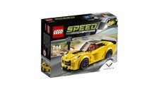 75870 LEGO® Speed Champions Chevrolet Corvette Z06
