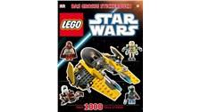 66743829 LEGO® Buch LEGO StarWars Stickerbuch