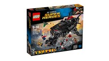 76087 LEGO® DC Universe Super Heroes™ Flying Fox: Batmobil-Attacke aus der Luf