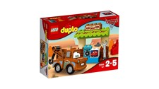 10856 LEGO® DUPLO® Hooks Schuppen