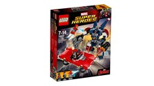 76077 LEGO® Marvel Super Heroes™ Iron Man gegen Detroit Steel