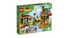 10906 - LEGO® DUPLO® - Baumhaus im Dschungel