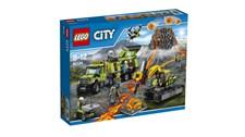 60124 LEGO® City Vulkan-Forscherstation