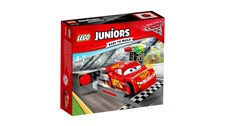 10730 LEGO® Juniors Lightning McQueens Beschleunigungsrampe