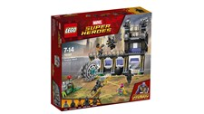 76103 LEGO® Marvel Super Heroes™ Corvus Glaives Attacke