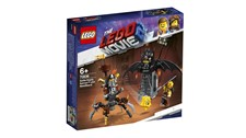 70836 The LEGO Movie™ 2 Einsatzbereiter Batman™ und EisenBart