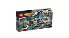 75883 LEGO® Speed Champions MERCEDES AMG PETRONAS Formula One™ Team