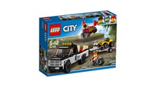 60148 LEGO® City Quad-Rennteam