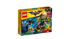 70913 The LEGO Batman Movie™ Kräftemessen mit Scarecrow™