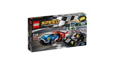 75881 LEGO® Speed Champions 2016 Ford GT & 1966 Ford GT40