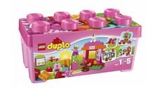 10571 LEGO® DUPLO® LEGO® DUPLO® Große Steinebox Mädchen