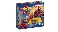 10607 LEGO® DUPLO® Spider-Man – Motorrad-Werkstatt