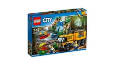 Lego City Mobiles Dschungel-Labor