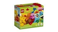 10853 LEGO® DUPLO® Kreativ-Bauset bunte Tierwelt