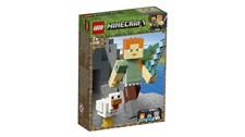 21149 LEGO® Minecraft™ Minecraft™-BigFig Alex mit Huhn