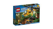 60158 LEGO® City Lego City Dschungel-Frachthubschrauber