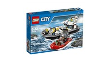 60129 LEGO® City Polizei-Patrouillen-Boot