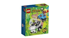 76094 LEGO® DC Universe Super Heroes™ Mighty Micros: Supergirl™ vs. Brainiac™