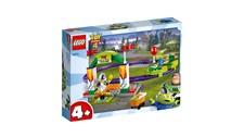 10771 - LEGO® 4+ - Buzz wilde Achterbahnfahrt