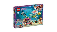41378 - LEGO® Friends - Rettungs-U-Boot für Delfine