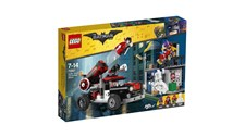70921 The LEGO Batman Movie™ Harley Quinn™  Kanonenkugelattacke*
