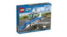 60104 LEGO® City Flughafen-Abfertigungshalle