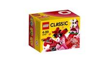 10707 LEGO® Classic Kreativ-Box Rot