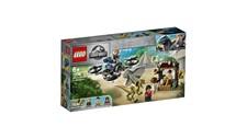 75934 - LEGO® Jurassic World™ - Dilophosaurus auf der Flucht