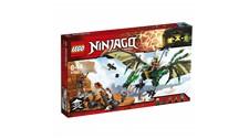 70593 LEGO® NINJAGO Der Grüne Energie-Drache