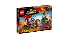 76078 LEGO® Marvel Super Heroes™ Hulk gegen  Red Hulk