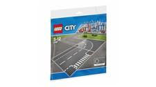 7281 LEGO® City Kurve und T-Kreuzung*